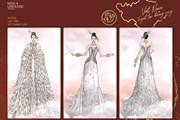 Miss Universe: Các thiết kế dân tộc độc đáo cho Hoa hậu Khánh Vân