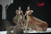Siêu mẫu Hà Anh-Minh Triệu: Những cô gái khí chất và bản năng
