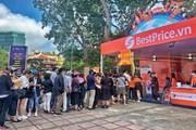 Người dân Thủ đô háo hức trải nghiệm ở Hội chợ du lịch lớn nhất năm