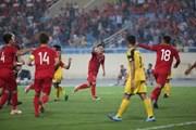 Nhìn lại hình ảnh trận U23 Việt Nam thắng đậm U23 Brunei