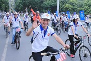 [Photo] Sôi nổi các hoạt động trong Ngày Gia đình ASEAN 2019