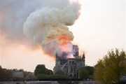 [Video] Cảnh trùng tu Nhà thờ Đức Bà Paris vài ngày trước vụ hỏa hoạn
