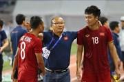 Những hình ảnh ấn tượng của U22 Việt Nam tại vòng bảng SEA Games 30