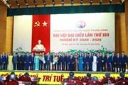 [Photo] Bế mạc Đại hội đại biểu Đảng bộ Khối các cơ quan Trung ương