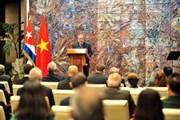 [Photo] Cuba kỷ niệm 60 năm lập quan hệ ngoại giao với Việt Nam
