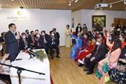 Chủ tịch Quốc hội trò chuyện với cộng đồng người Việt ở Phần Lan