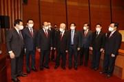 Tổng Bí thư dự Lễ khai mạc Kỳ họp thứ 2, Quốc hội khóa XV