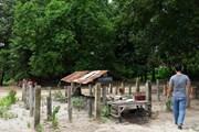 Cận cảnh 'căn cứ địa' khét tiếng Anlong Veng và nơi thiêu xác Pol Pot