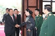 [Photo] 70 năm Quân tình nguyện và chuyên gia Việt Nam tại Lào