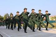 Những hình ảnh đẹp trong Lễ ra quân huấn luyện tại TP.HCM và Huế
