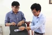 Nhóm giảng viên đại học chế tạo máy phát hiện thiết bị gian lận thi cử