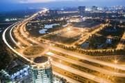 [Photo] Hà Nội đầy hiện đại trong các bức ảnh chụp từ trên cao