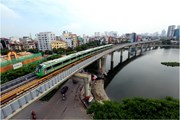 Đường sắt đô thị tạo đột phá cho giao thông công cộng Thủ đô