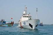 Cảnh sát biển - điểm tựa vững chắc cho ngư dân vươn khơi, bám biển