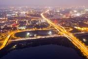 Vẻ đẹp hiện đại của Hà Nội trong những bức ảnh chụp từ trên cao