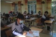 [Photo] Học sinh lớp 9 và 12 của bốn tỉnh bắt đầu đi học trở lại