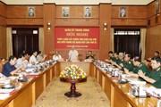 Tổng Bí thư, Chủ tịch nước chỉ đạo tại hội nghị của Quân ủy TW