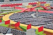 Hình ảnh lễ kỷ niệm 100 năm thành lập Đảng Cộng sản Trung Quốc