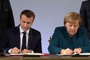 Đức và Pháp ký Hiệp ước Aachen 'làm mới' quan hệ hữu nghị