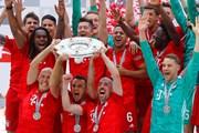 Cận cảnh Bayern thắng hủy diệt, lần thứ 29 lên ngôi Bundesliga