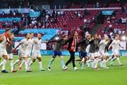 Cận cảnh đội tuyển Đan Mạch thắng 'hủy diệt,' đi vào lịch sử EURO