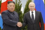 [Photo] Thượng đỉnh Nga-Triều: Hai nhà lãnh đạo đều hài lòng
