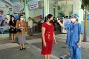 [Photo] Bệnh viện Đà Nẵng chính thức mở cửa khám chữa bệnh trở lại
