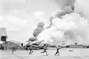 [Photo] 60 năm TTXGP: Những bức ảnh kinh điển ra đời trong lửa đạn