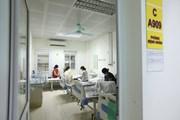 Khu cách ly cho bệnh nhân Bệnh viện Việt Đức tại Bệnh viện Thanh Nhàn