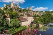 [Photo] Chiêm ngưỡng những ngôi làng đẹp như tranh vẽ ở Pháp