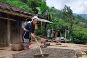 [Photo] Xóm Hoài Khao - nơi bảo tồn văn hóa cổ của người Dao Tiền