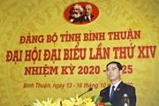 Ông Dương Văn An được bầu giữ chức Bí thư Tỉnh ủy Bình Thuận