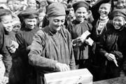 [Photo] 75 năm Ngày Tổng Tuyển cử đầu tiên bầu Quốc hội Việt Nam