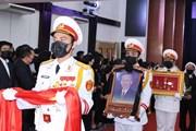 [Photo] Lễ truy điệu nguyên Phó Thủ tướng Trương Vĩnh Trọng