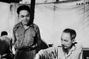 Đại tướng Võ Nguyên Giáp: Học trò xuất sắc của Chủ tịch Hồ Chí Minh