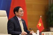 [Photo] Thủ tướng dự Hội nghị cấp cao ASEAN-Trung Quốc lần thứ 24