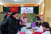 Khám chữa bệnh cho người dân vùng khó khăn tại tỉnh Cao Bằng