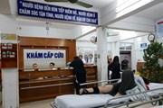 [Photo] Bệnh nhân cấp cứu tăng 1,5 lần so với ngày thường