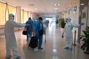 Công dân Việt Nam từ Guinea Xích đạo về đã được cách ly tại bệnh viện