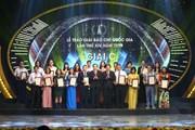 Lễ trao Giải Báo chí Quốc gia lần thứ 14 năm 2019
