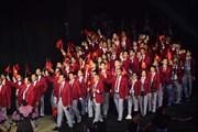 Hình ảnh Lễ khai mạc Đại hội thể thao Đông Nam Á lần thứ 30