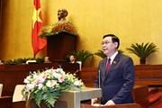 [Photo] Bế mạc Kỳ họp thứ 11, Quốc hội khóa XIV