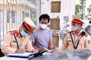 [Photo] CSGT Hà Nội huy động lực lượng hướng tới ngày hội bầu cử