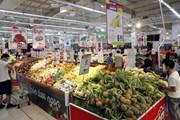 [Photo] Các siêu thị lớn ở Hà Nội ưu tiên tiêu thụ nông sản trong nước