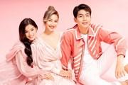 Các cặp đôi phim Việt tình tứ, rạng rỡ trong ảnh mùa Valentine