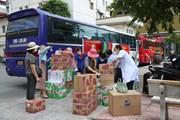 Học viện Y dược học cổ truyền Việt Nam lên đường chi viện cho TP.HCM