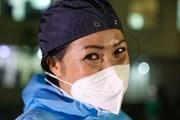 [Photo] Ngọn lửa tiếp sức cho Thành phố Hồ Chí Minh vượt qua đại dịch