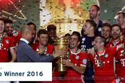 Nhìn lại 18 lần đăng quang DFB Cup của Bayern Munich