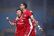 Khắc Ngọc lập siêu phẩm, giúp Viettel dẫn đầu bảng xếp hạng V-League
