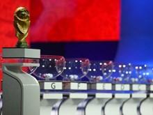 Bốc thăm vòng chung kết World Cup 2018: 'Tử thần' gọi tên ai?